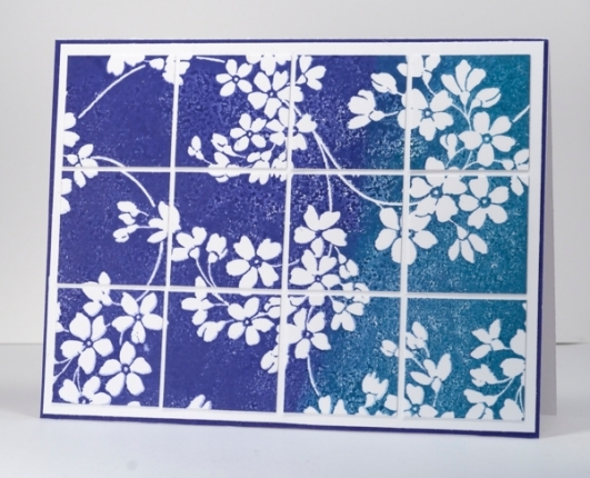 Background stamp tiles