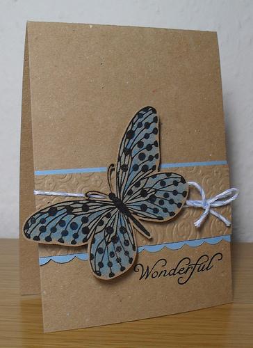 Butterfly Blue by Helentheheffalump