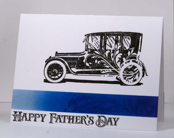 Father's Day Hot Rod