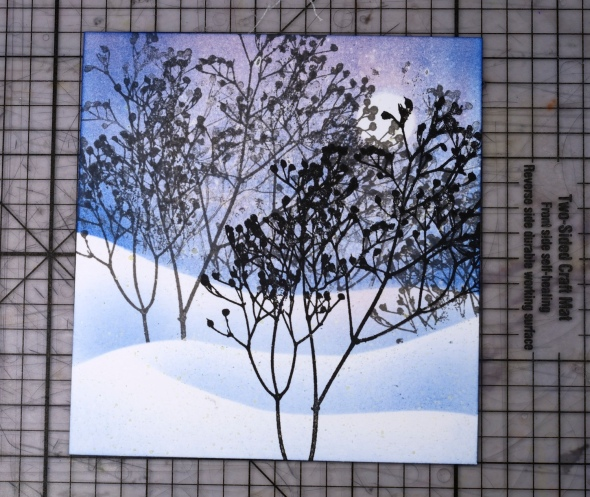 winter trees 8