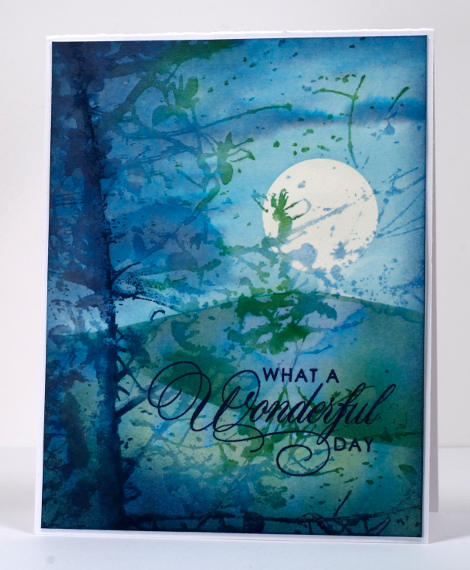 Moonlit branches Heather Telford