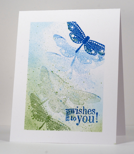 Dragonfly repeats Heather Telford
