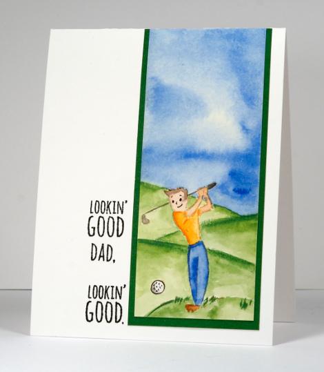 Golfer Heather Telford