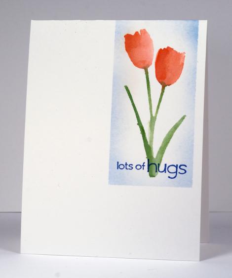 Two Tulips Heather Telford