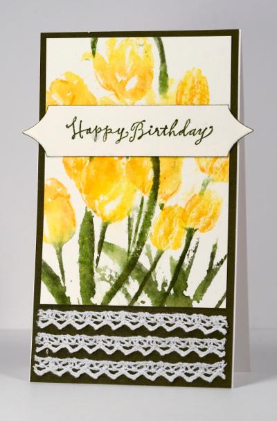 Ten Tulips Heather Telford