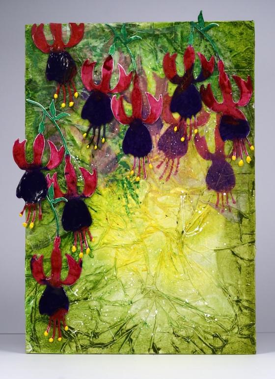 Fuchsias Heather Telford
