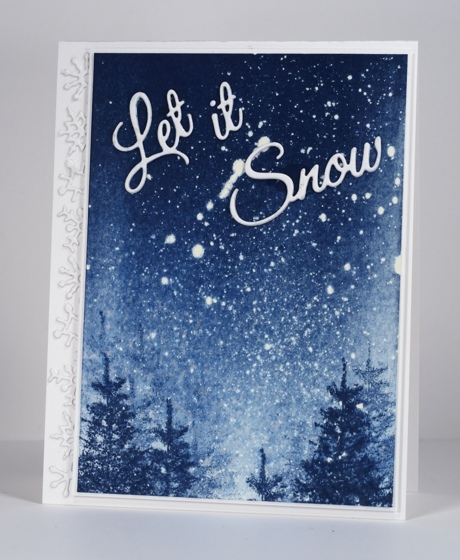 Let it snow Heather Telford