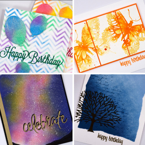 birthday quartet Heather Telford
