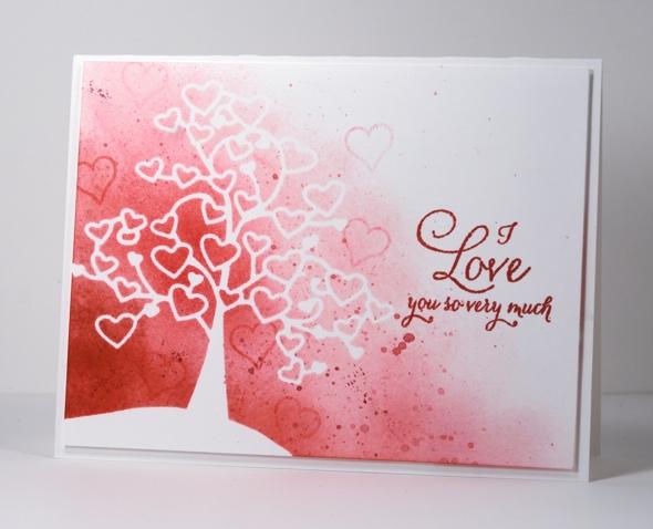 Love you tree Heather Telford