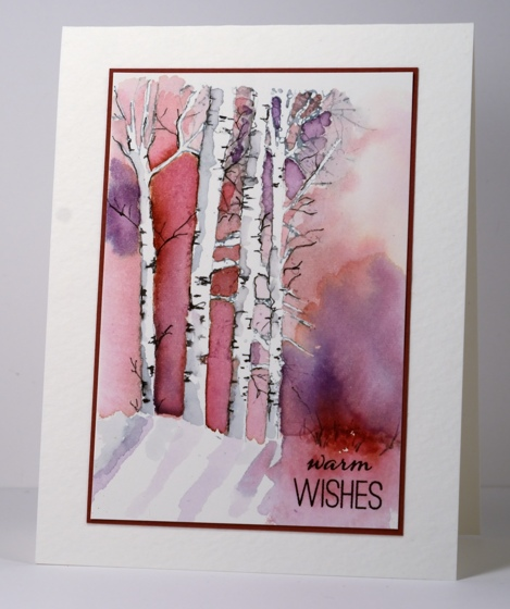 Birch trees Heather Telford