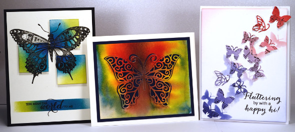 Stamps, Dies & Butterflies Heather Telford