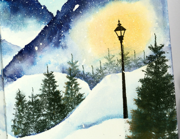 Narnia 2 Heather Telford