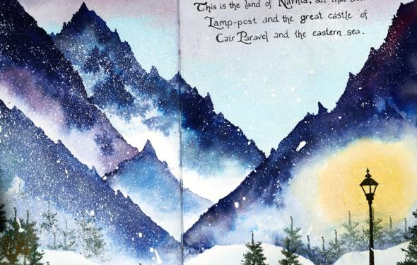 Narnia 3 Heather Telford