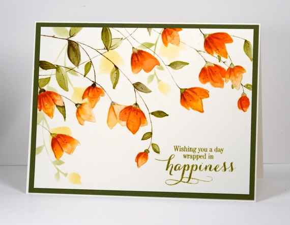 Orange blooms Heather Telford
