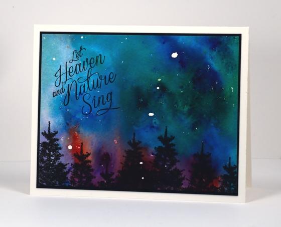 Northern night sky Heather Telford