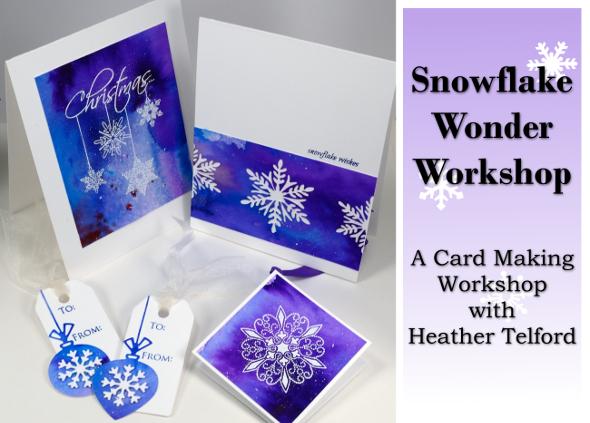 Snowflake Wonder Poster (Scaled)