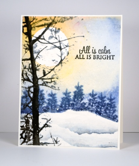 All is calm Heather Telford