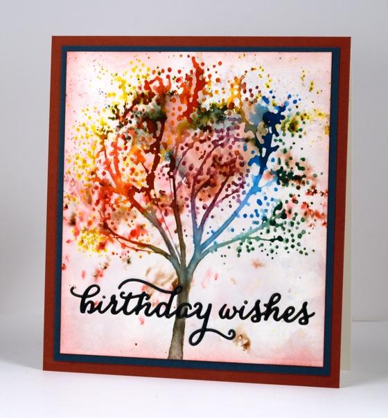 Rainbow tree Heather Telford