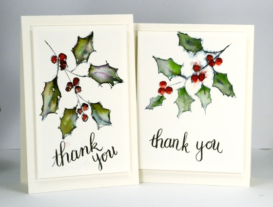 holly thank you pair Heather Telford