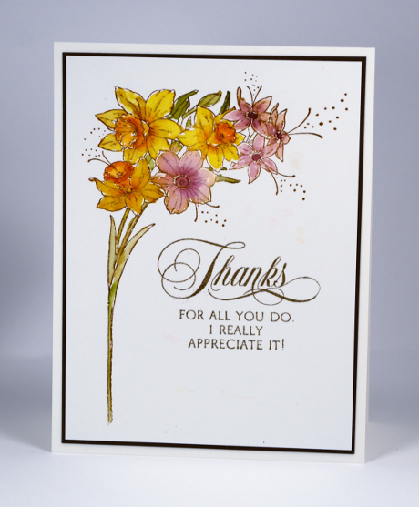 Daffodils Heather Telford