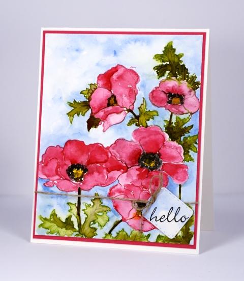 Poppy Gems 2 Heather Telford