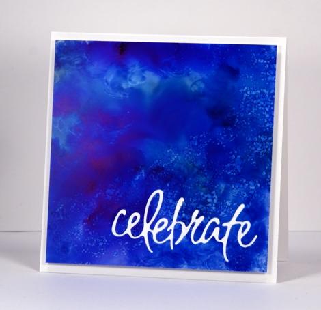 blue celebrate Heather Telford