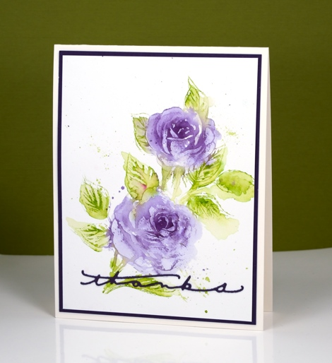 lilac roses Heather Telford