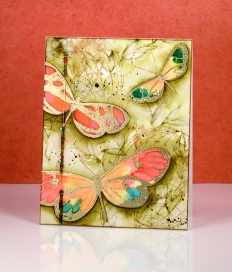 Limberlost card Heather Telford