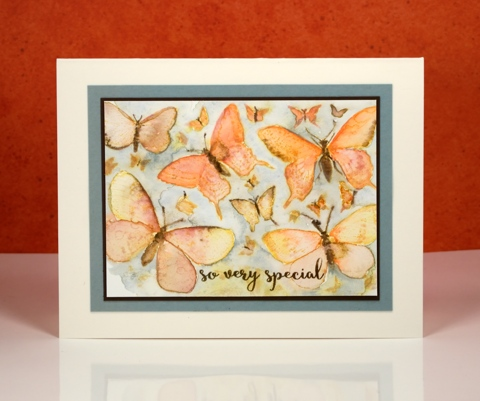 so very special butterflies Heather Telford