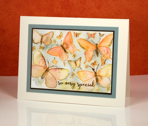 so very special butterflies side Heather Telford