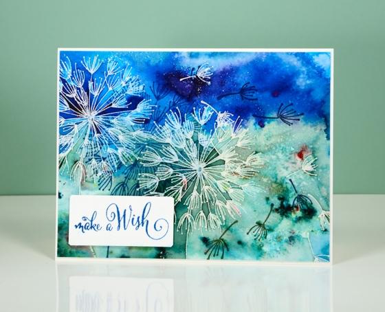 Dandee wishes blue straight Heather Telford