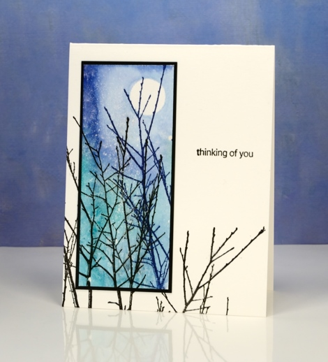 Glimpse of twigs Heather Telford