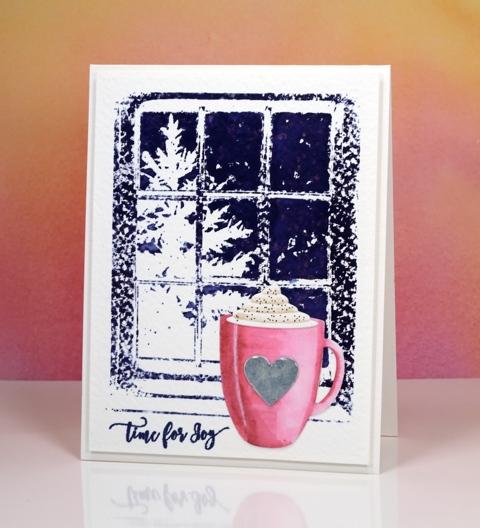 Hot chocolate Heather Telford
