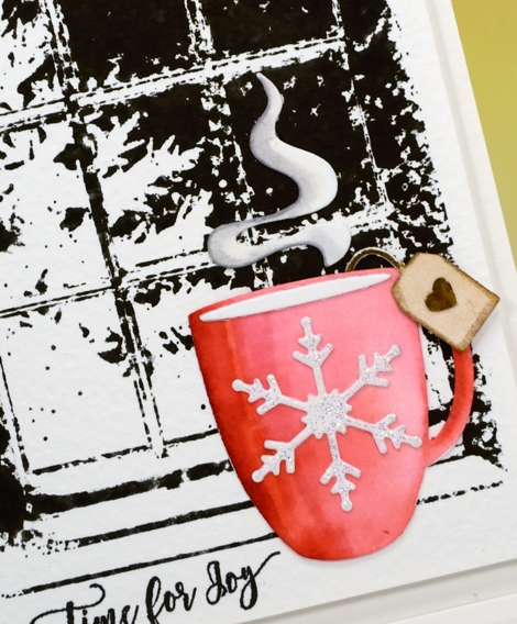 hot tea closeup Heather Telford