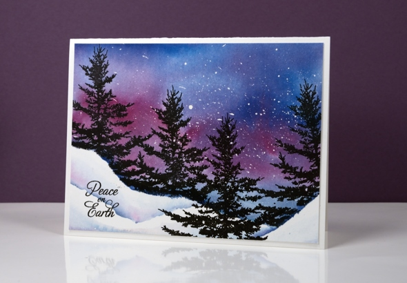 Tree scene 1 Heather Telford