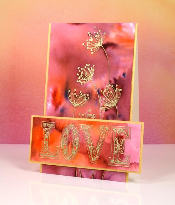 gold love Heather Telford