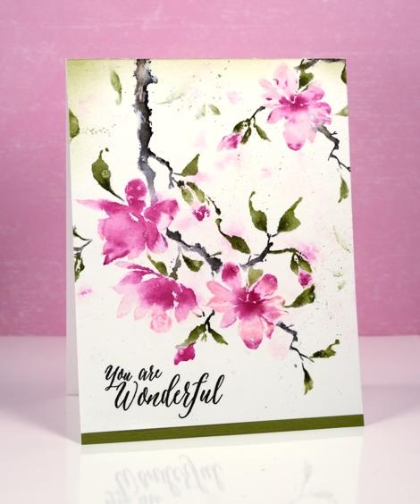 magnolia rhapsody Heather Telford