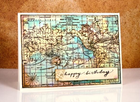 world map Heather Telford