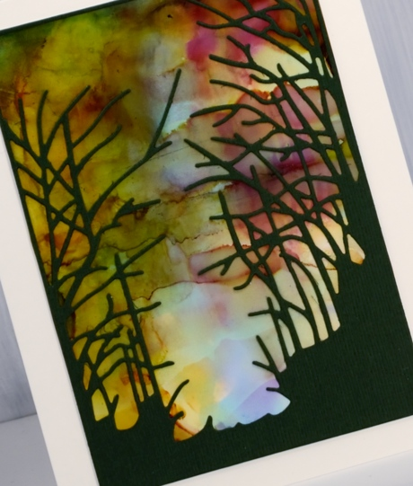 eae3d198f6 In the final sample I was able to keep some of each ink colour distinct as  well as each secondary colour (blue+yellow=green) (yellow+red=orange) ...
